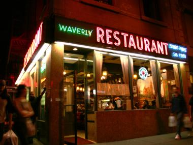Waverly Restaurant Gutted For Renovations Greenwich