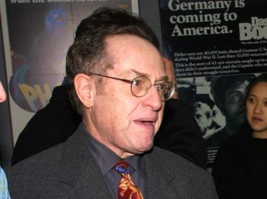 Alan Dershowitz during the opening night of BAMcinematek's tribute to Ed Pressman at the BAM Rose Cinemas in Brooklyn, Feb. 9, 2001.