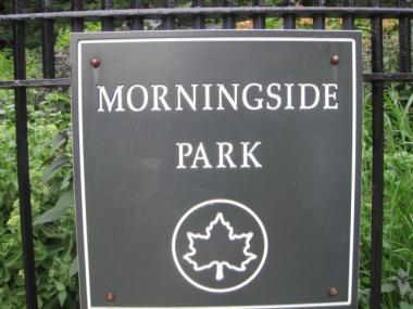 A woman was sexually assaulted in Morningside Park on Sun., Oct. 9, police said.