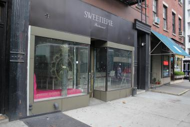 The shuttered Sweetiepie venue is set to become a new British-themed restaurant called Whitehall.
