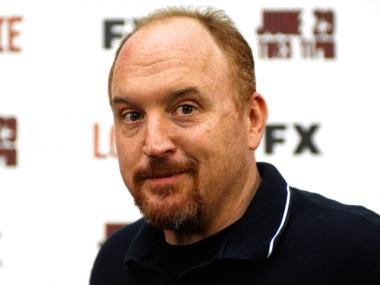 "Louis C.K. earned two Emmy nominations for his show ""Louie,"" which is set in Greenwich Village."