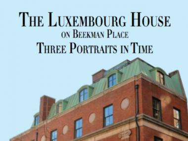 The Consulate General of Luxembourg recently published a new book about the history of 17 Beekman Place.