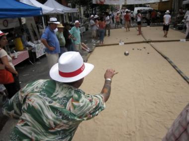 Petanque face-offs will take place in Manhattan and Brooklyn as part of Bastille Day.