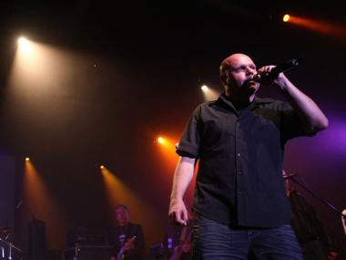 Matt Pinfield was one of the more popular DJs on WRXP.
