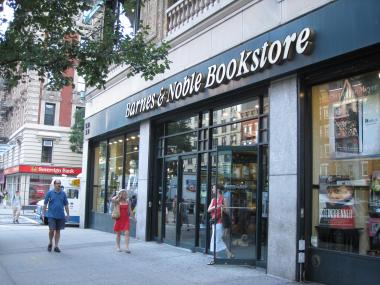 Barnes and Noble said that 63 stores, including eight in New York City, had credit card PIN pads that had been hacked.
