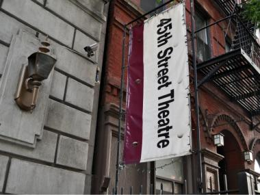 The Emerging Artists Theater Company hopes to sign a long-term lease at the 45th Street Theater.