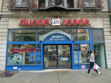 Upper West Siders have become increasingly concerned about the influx of chain stores such as Duane Reade.