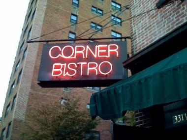 The Corner Bistro, on the corner of West 4th and Jane Streets, is reportedly opening a Long Island City outpost.