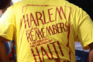 Harlem Week 2011 is underway.