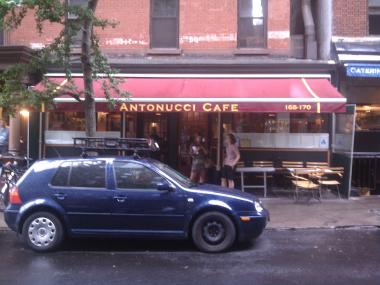 A Queen man taken in for questioning in connection with the string of gropings on the Upper East Side worked at Antonucci, an Italian restaurant at 170 East 81st St.