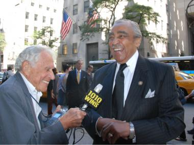 Rep. Charles Rangel's Congressional District has seen a significant demographics shift.