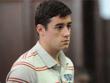 Prosecutors dropped charges against Damien McGuinness, who was accused of raping a tourist after a night of drinking.