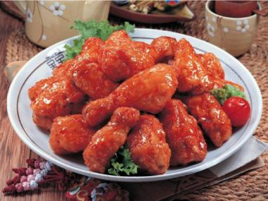 BonChon is known for its Korean fried chicken.