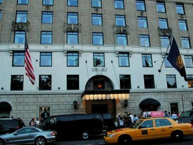 The Ritz-Carlton Central Park's kitchen scored a dismal 77 points on a recent health inspection, making it one of the worst food safety violators in the city.