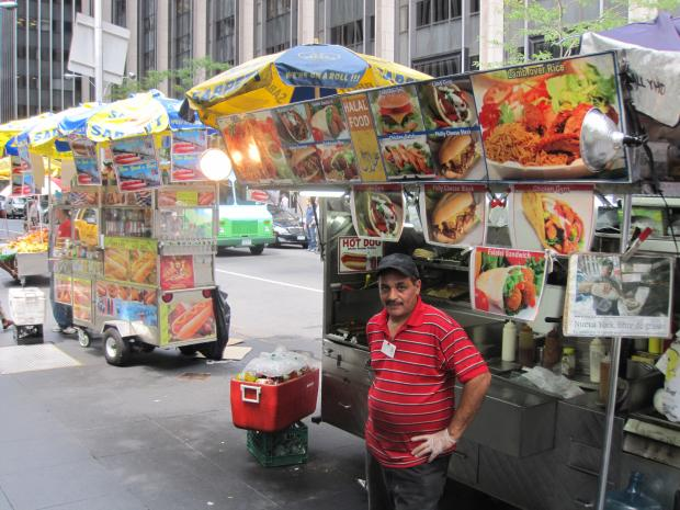 The city is hoping to double the number of food vendor permits over the next seven years.