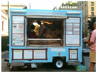 The original Cake & Shake food cart says Cake vs. Shake is a copycat.