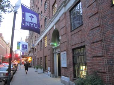 NYU students gave the school low marks for financial aid and administration in 2013 rankings released Aug. 21, 2012.
