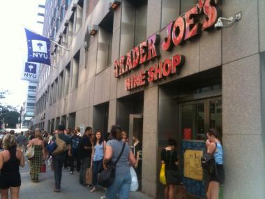Trader Joe's, which has a grocery store and wine shop near Union Square, will open another location on East 14th Street.