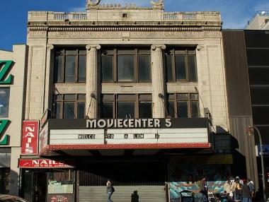 The Victoria Theater on 125th Street will be redeveloped into hotel and residential space.