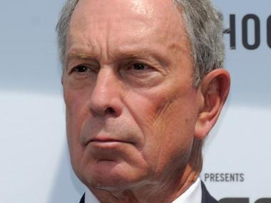 Mayor Bloomberg faced a flurry of questions about failing to mention that former Deputy Mayor Stephen Goldsmith had been arrested before his resignation.