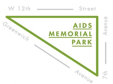 The group behind the proposed AIDS Memorial Park say St. Vincent's would be a logical site for the project.
