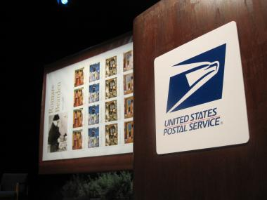 The U.S. Post Office unveiled four Romare Bearden stamps on Weds., Sept. 28, 2011.