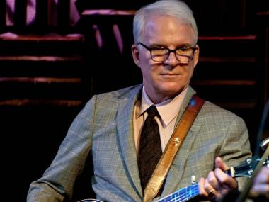 Funnyman Steve Martin composed the music for