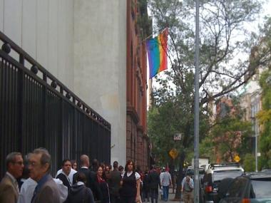 The largest LGBT job fair in the northeast kicks off in Greenwich Village Thursday and its sponsors are expecting as many as 2,400 jobseekers to arrive dressed in their professional best.
