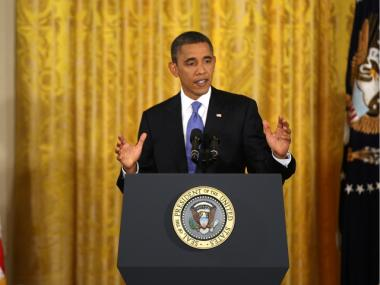 After weeks of silence, President Barack Obama discussed the Occupy Wall Street protests on Thursday.