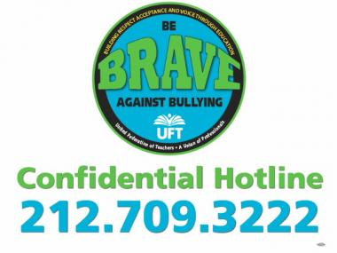The new hotline will be open weekdays from 2:30 p.m. to 9:30 p.m. to help kids cope with bullies.