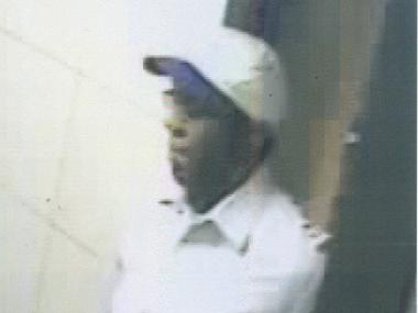 This man is wanted for two robberies of elderly men as they entered their Gramercy buildings on Nov. 3 and Nov. 23, 2011, police said.