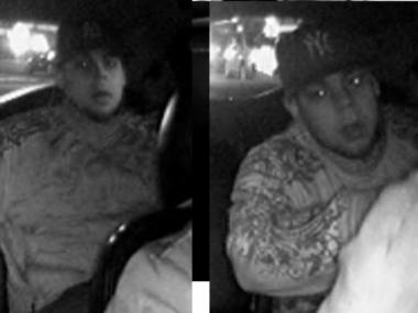 This man is wanted for robbing a livery cab driver on 213th Street and 10th Avenue on Nov. 24, 2011, police said.