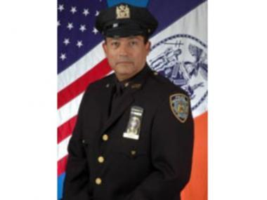 Det. Nelson Dones is set to retire from the NYPD on Nov. 29, 2011 after 31 years on the force.