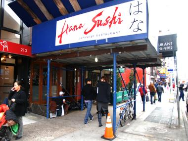 The restaurant planned to re-open for dinner on Nov. 28, 2011.