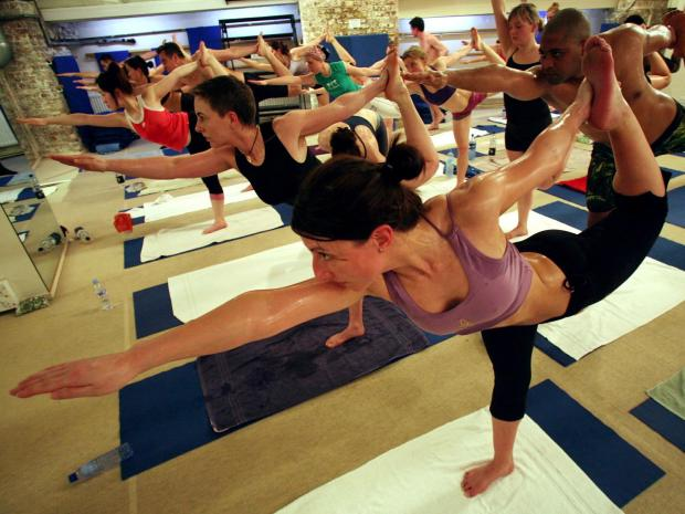 Bikram Hot Yoga Moves Can T Be Copyrighted Regulator Says East Village Lower East Side New York Dnainfo