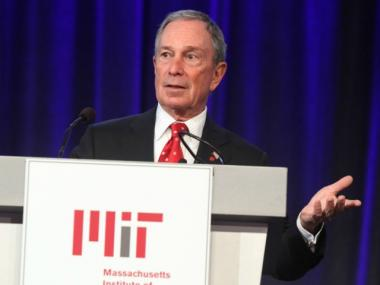 Mayor Bloomberg Delivers Keynote Address at the Massachusetts Institute of Technology's Collaborative Initiative Conference.