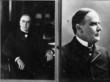 William McKinley, the 25th president of the United States, was assassinated during his second term in 1901.