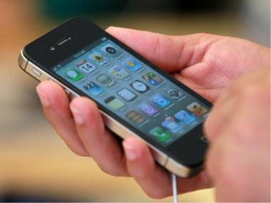Mayor Michael Bloomberg dismissed the rise in iPhone thefts across the city Thursday.