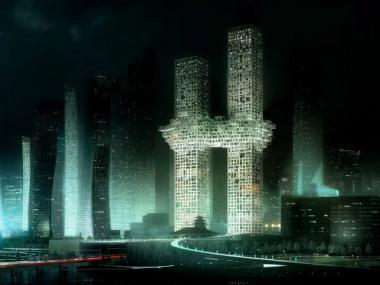 Dutch architectural firm MVRDV apologizes over South Korean project that evokes 9/11 terror attack.
