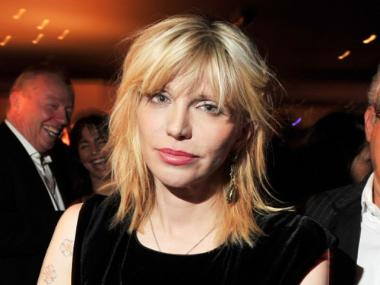 Courtney Love attended an after party for a screening of the film