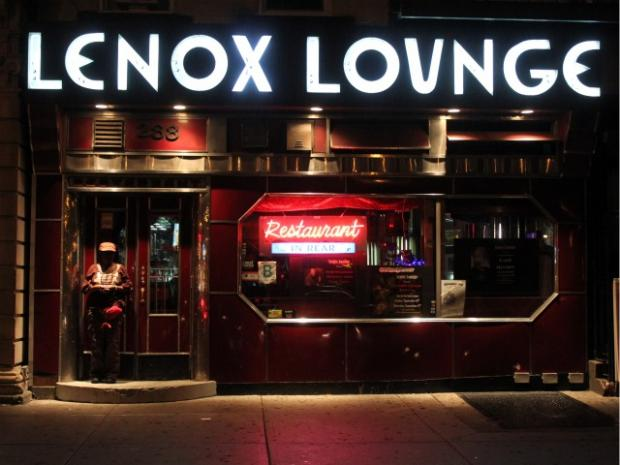 The famous neon sign is down at the recently shuttered Lenox Lounge but the owner says its lights will shine on Lenox Avenue again later this year.
