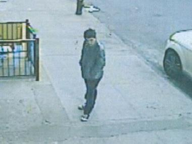 Police are looking for this man in connection with a sexual assault that happened near Monroe and Catherine streets on Dec. 18, 2011.