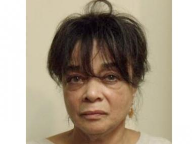 Cops say Darlene Miller hit a police vehicle outside of Nyack, N.Y.