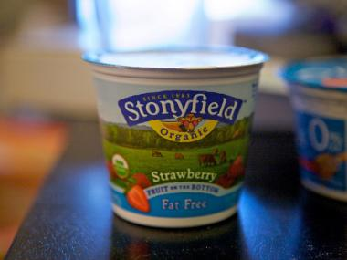 Stonyfield Farms, known for their organic yogurts, is opening a restaurant at Chelsea Piers.