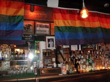The West 10th Street gay bar Julius' was closed by the Health Department on Fri., Dec. 30, 2011.