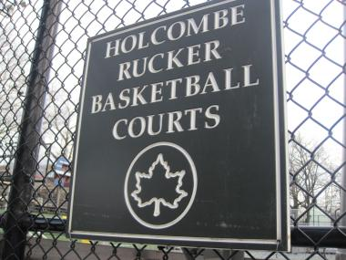 Community Board 10 is considering adding Rucker Park at 155th Street and Frederick Douglass Boulevard in Harlem to a list of sites and areas it wants to landmark.