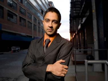 "Jazz musician Vijay Iyer of the Vijay Iyer Trio has taken on pop songs like M.I.A.'s ""Galang."""
