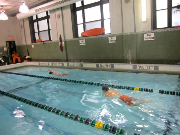 As of Dec. 6, 2012, the Tony Dapolito Recreation Center had been closed more than five weeks because of water damage.
