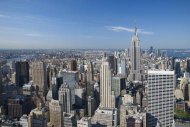 Manhattan rents are expected to rise by as much as 10 percent in 2012.