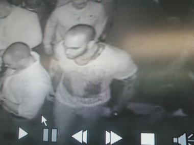 Police released this video image of a suspect in the Jan. 8 assault of a man at Mamajuana Cafe. A suspect, Javier Delarosa, turned himself in on Jan. 17, 2012.